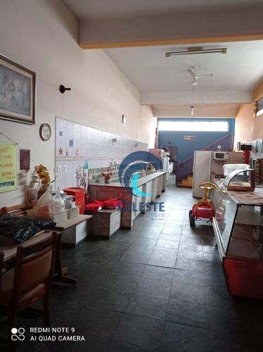 Imagem 1 de 15 de Salão Para Alugar, 140 M² - Centro - São José Dos Campos/sp - Sl0294