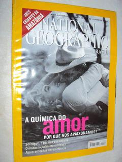 Revista National Geographic Brasil: A Química Do Amor (sebo