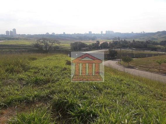 Terreno Em Condomínio Fechado De Alto Padrão 840 M² Por R$ 395.000 - Torrão De Ouro - São José Dos Campos/sp - Te0226