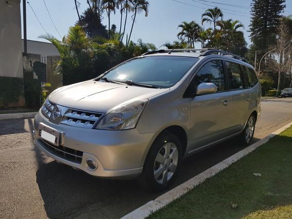 Nissan Grand Livina Sl 1.8 2012 7 Lugares Automático
