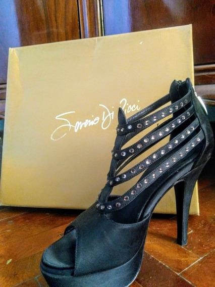 Vendo O Permuto Zapatos De Fiesta Talle 35,5