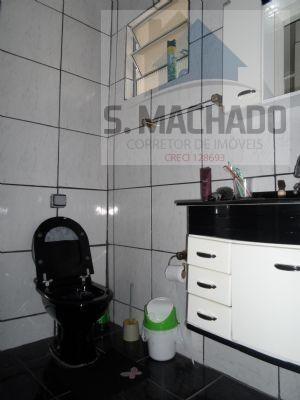 Casa Para Venda Em Santo André, Parque Oratório, 1 Dormitório, 1 Banheiro, 2 Vagas - Ve0569