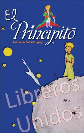 El Principito Pasta Dura Ilustraciones Originales A Color