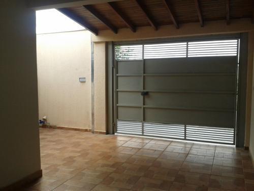 Casa Residencial À Venda, Vila Industrial, Bauru - Ca0515. - Ca0515