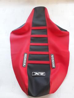 Tapiz Para Asiento Moto Cross Y Enduro, Antideslizante.