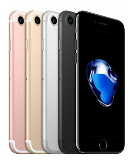 iPhone 7 Libre 32gb Todos Los Colores Envío Gratis