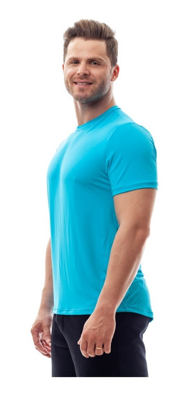 Kit 4 Camisetas Dry Fit Corrida Academia Masculino