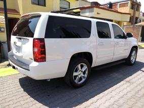 Chevrolet Suburban C Piel Dvd Gps Aire Abs Rin 20 Air Bag
