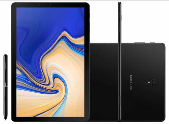 Tablet Samsung Galaxy Tab S4,S Pen - 64 Gb, 4g - Preto