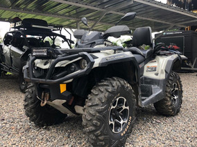 Can Am Outlander Outlander Max Ltd