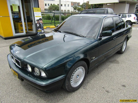Bmw Serie 5 525 I At 2500cc Aa Ct
