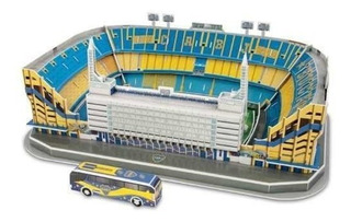 Kit Luces Led Para Maqueta Estadios 3d!! Boca La Bombonera