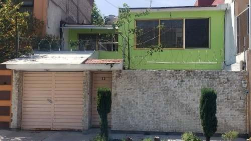 Casa En Renta Jardín Balbuena Opción Oficinas
