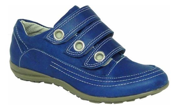 Zapatillas Mujer Clasica Life Style Urbana Abrojo Citadina