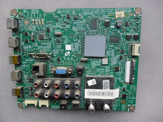 Placa Principal Samsung Ln40d550k - Bn91-06406y
