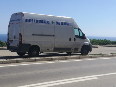 Fletes Mudanza Stgo Y Regiones Retiro Cachureo 569-76855977