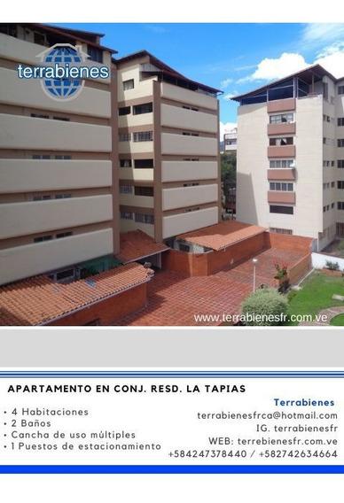 Venta Apartamento En Las Tapias