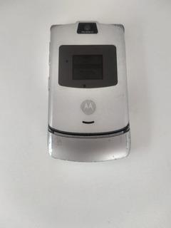Celular Motorola V3 Prata Frete Gratis
