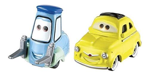 Carros De Coleccion, Luigi Y Guido