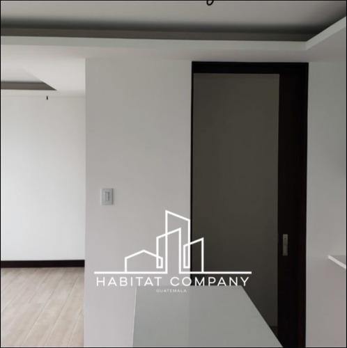 Imagen 1 de 7 de Apartamento En Alquiler Zona 15 Vista Hermosa I