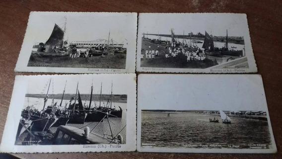 Lote Postales Antiguas Rawson Chubut