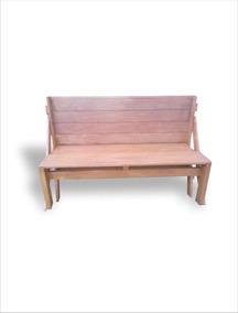 Banco/mesa /móveis De Madeira Sc