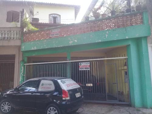 Imagem 1 de 7 de Sobrado Com 3 Dormitórios Com 1 Suíte À Venda, 180 M² Por R$ 670.000 - Rolinópolis - São Paulo/sp! Confira! - So0201