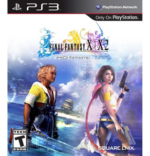 Final Fantasy X/x-2 Hd Remaster Ps3 Original