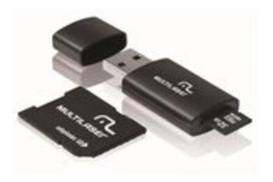 Cartão De Memória 32gb Micro Sdmultilaser Classe 10 P/ Smart