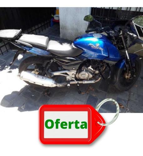 Moto Rouser 220cc Año 2012