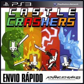 Castle Crashers - Jogos Ps3 Midia Digital