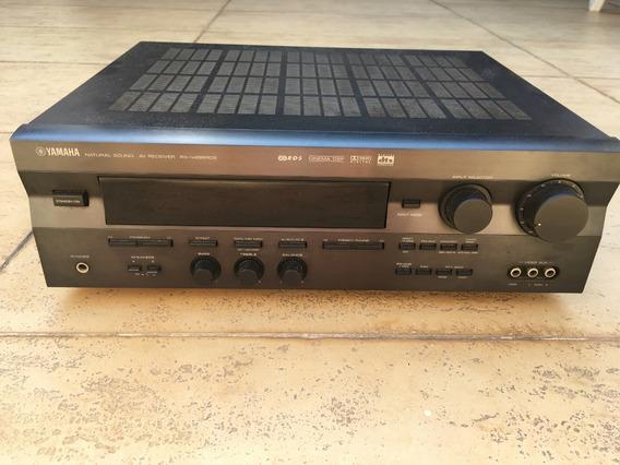 Receiver Yamaha Cavalão Rx-v 496 Europeu 220v