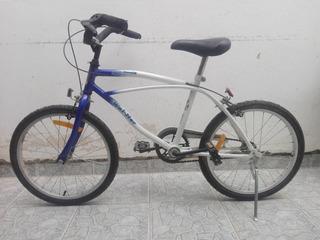 Bicicleta Playera R20 Wal-her B8133 Varón