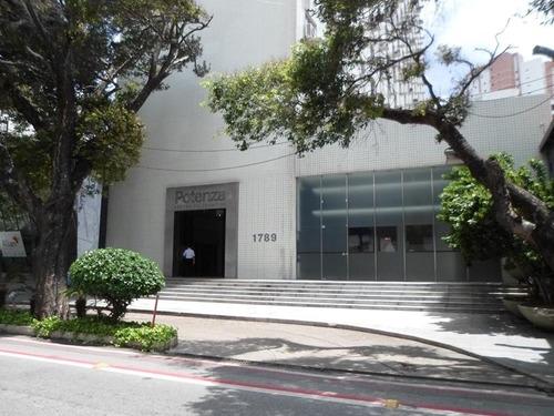Conj. Comercial Para Alugar Na Cidade De Fortaleza-ce - L12835