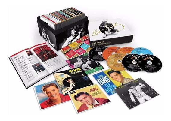 Elvis Presley The Rca Albums Collection [60 Cd] Box Lacrado