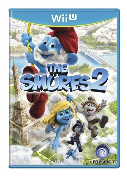 The Smurfs 2 Wii U Mídia Física Pronta Entrega