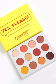 Paleta Sombras Colourpop Yes, Please! Original Envio Já