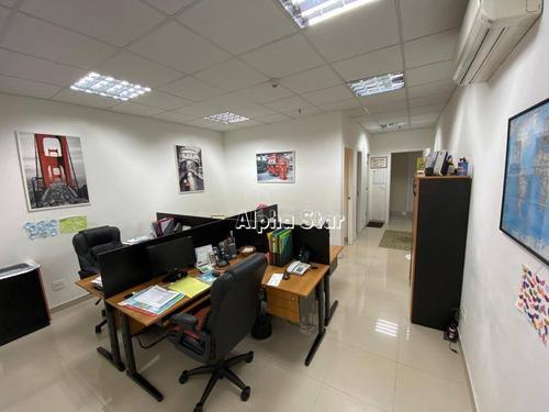 Sala Para Alugar, 50 M² Por R$ 2.500/mês - Alphaville Industrial - Barueri/sp - Sa0436