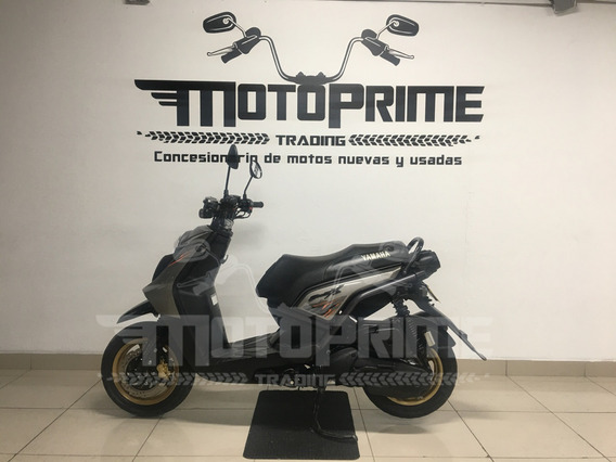 Yamaha Bws X Mod 2014 Excelente Estado Llama Ya!!