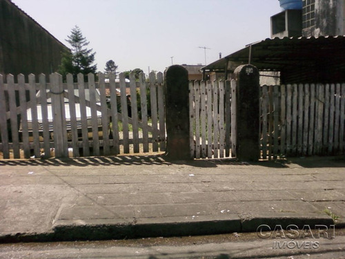 Terreno Residencial À Venda, Campestre, Santo André - Te3684. - Te3684