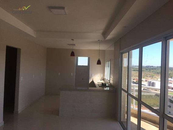 Apartamento Com 2 Dormitórios Para Alugar, 80 M² Por R$ 1.890/mês - Loteamento Parque Real Guaçu - Mogi Guaçu/sp - Ap0162