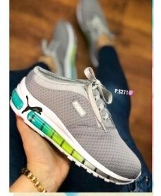 Zapatos Deportivos Casuales Dama Al006