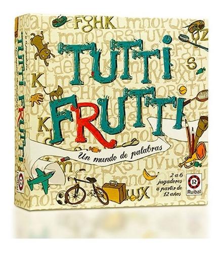 Juego Tutti Frutti 7052 Envio Full