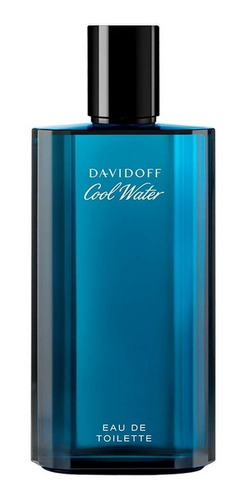 Perfume  Davidoff Cool Water Para Hombre - L a $720