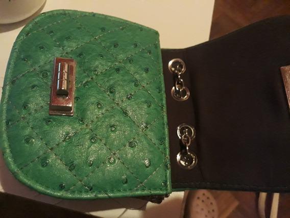 Hermosisisima Carterita!!!! Verde Con Otros Colores