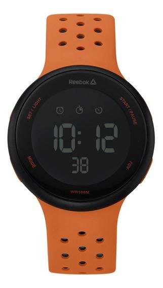 Reloj Naranja Digital Para Hombre - Reebok Watches