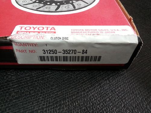 Disco Clutch Toyota Hilux 22r 4x2 1991 1999 Toyota Aisin T1