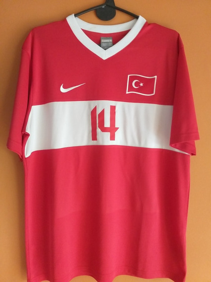 Camiseta De Turquia #14 Arda Turan