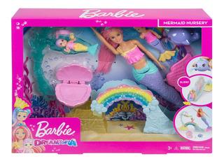 Barbie Dreamtopia, Guardería De Sirenas