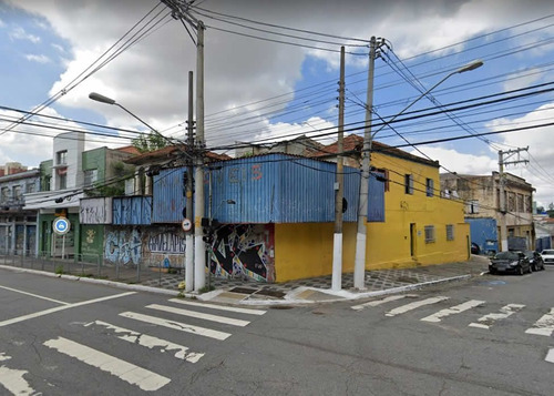 Imagem 1 de 8 de Terreno À Venda, 1100 M² Por R$ 5.600.000,00 - Vila Prudente (zona Leste) - São Paulo/sp - Te0478